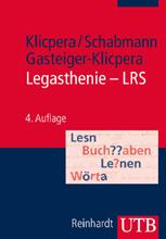 "Cover ""Legasthenie - LRS"""