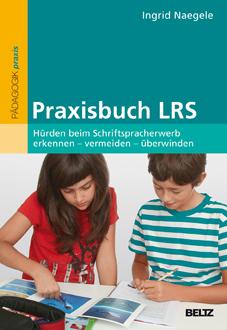 """Cover """"Praxisbuch LRS"""""""