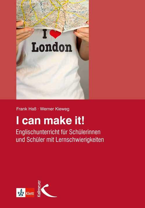 """Vorstellung: """"I can make it! Englischunterricht für Schülerinnen und ..."""