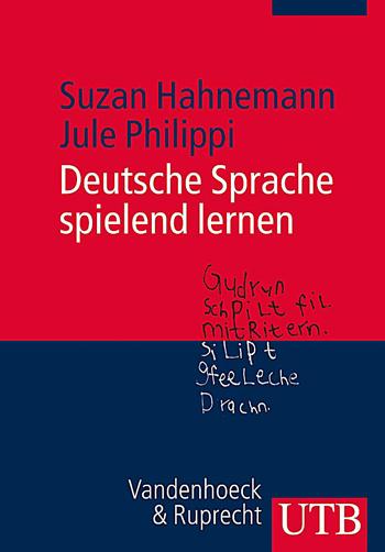 """Titelbild: """"Deutsche Sprache spielend lernen"""""""